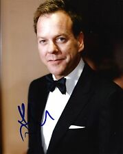 Kiefer Sutherland signed Cool 8x10 photo  - 24 Live Another Day