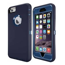 For Apple iPhone 6 & 6s Plus Case with Belt Clip Fits Otterbox DEFENDER SERIES