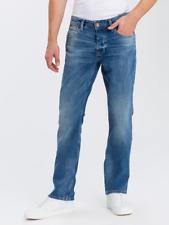 CROSS JEANS Uomo Pantaloni Dylan magazzino merce nuova e 195-038 Blue dimensione selezionabile