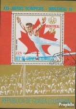 Äquatorialguinea Bloc 223 (complète edition) oblitéré 1976 Jeux Olympiques Été ´