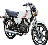 YAMAHA RD125 DX 1E7 BREAKING.  SUMP PLUG (WEB-STOCK)(A-SK) YELLOW 13 MOTORCYCLES