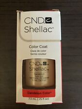 CND Shellac UV LED Gel Nail Polish Collection 7.3ml 0.25oz Dandalion