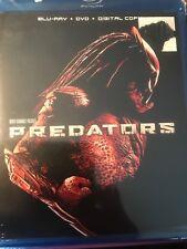 Predators (Blu-ray + DVD) NEW