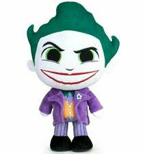 DC Comics THE JOKER MOVIE Plush Soft Toy Green Purple White Batman Villain 27cm