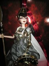ATHENA Barbie -  NRFB  With Shipper - Ltd  Ed 5300 worldwide!   GOLD LABEL R4492