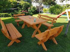 Garten Garnituren Sitzgruppen Ebay