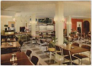 Restaurant and Buffet, Rattviks, Sweden - Vintage Postcard