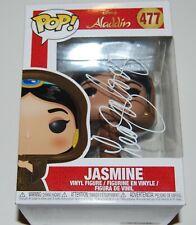 LEA SALONGA signed (ALADDIN) Princess Jasmine FUNKO POP #477 autographed W/COA