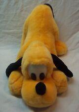 "Vintagewalt Disney Parks Nice Barking Pluto Dog 12"" Plush Stuffed Animal Toy"