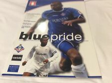 Oldham Athletic v Bolton Wanderes F A Cup January 2005