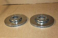 VW Passat B5 Front Brake Disc Pair JZW615301F New Slight Damage Genuine VW part