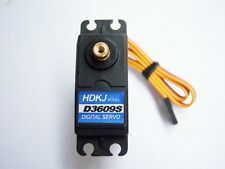 HDKJ D3609S 60G Torque 9kg .cm Metal gear Digital Servo for DIY RC Plane Car