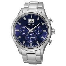 Seiko Armbanduhren mit Datumsanzeige für Herren