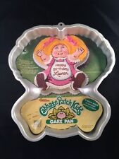 VINTAGE 1984 WILTON CABBAGE PATCH DOLL CAKE MOLD 2105-1984
