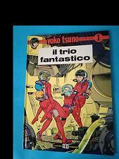 YOKO TSUNO: IL TRIO FANTASTICO (Alessandro Distribuzioni 1990)