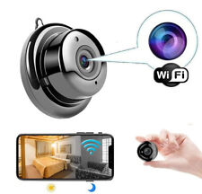 1080P Full HD Wireless WiFi Indoor/Outdoor MINI IP Camera CAM Home Security IR
