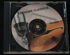 Karaoke Classic 0007 CD-G (plays on most Cd Players)