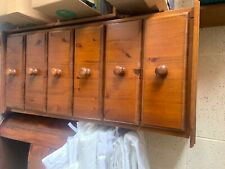 Chest of Drawers -  Pine Solid Wood Narrow Tallboy