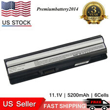 6 Cell Laptop Battery For MSI GE60 GE70 Series CR41 CX61 CR70 BTY-S14 BTY-S15 US