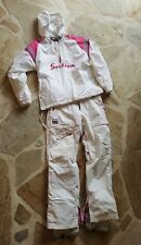 Burton Section Women's Spring Snowboard Shell and Pants Outfit Set Medium