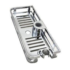 Shower Shelf Rectangle Detachable Lifting Storage Holder Bathroom Accesories