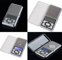 200g x 0.01g Portable Mini Digital Pocket Scale Balance Weight Jewelry GB