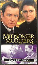 Midsomer Murders: Blue Herrings (Vhs) 2000 series entry stars John Nettles