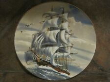 Great American Sailing Ships ~ The Sea Witch ~ Rosenthal,/Danbury Mint, Euc