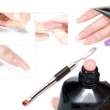 Brosse Gel UV Manucure Prolongée Ongles Double Stylo Rapide  Vernis Nail Art NF