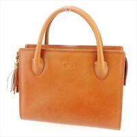Valentino Garavani Handbag Brown Woman Authentic Used T7645