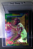 1993-94 Topps Finest Mitch Richmond #179 Basketball Card