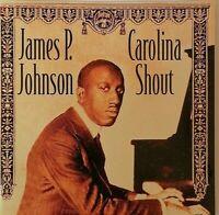 James P Johnson: Carolina Shout Biograph Records - Originally 1998