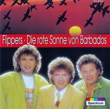 Les flippers: le rouge soleil de la Barbade/CD (spectrum 521356-2)