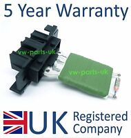 Heater Blower Motor Resistor 13248240 Vauxhall Opel Corsa MK3 M4 D E Adam