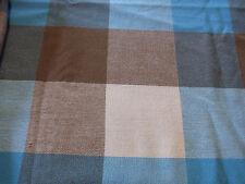 TISSU 06 Tissu ameublement épais 147x240 cm + 125x230 cm VINTAGE 70's FABRIC