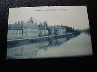 FRANCE - carte postale marcilly-sur-seine (les quais) (cy57) french