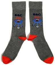 MENS BARBEQUE BBQ SOCKS UK SIZE 6-11 / EUR 39-45/ USA 7-12