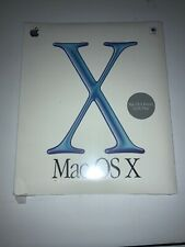 Apple Mac OS X Version 10.0.3 1Z691-3064 Install CD Disk M8518LL/A