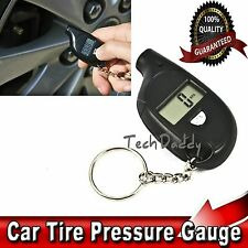 Tire Pressure Tester car bike digital Tyre Air Meter mini Portable