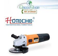Smerigliatrice angolare/Flex 115mm 750W Hoteche - HTC403