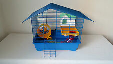 Cage for Hamster House, Tube, Wheel