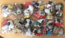 McDONALDS HAPPY MEAL BUILD YOUR OWN SNOOPY COMPLETE SET OF LARGE TOYS 2000