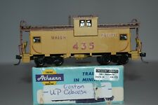 Ho Scale Athearn Union Pacific 435 Custom Painted Caboose K10117