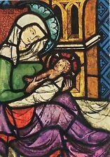 Alte Kunstpostkarte - Königsfelden/Schweiz - Geburt Christi