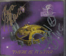 Pharao-There is a star cd maxi single with autograms
