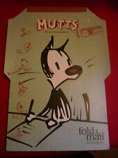 Paperback: Mutts Fold & Mail Stationery by Patrick McDonnell