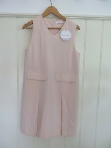 """SEE BY CHLOE Sz 42 """"Pink Sand Shift Dress - NEW WITH TAGS"""