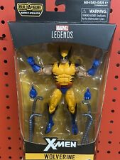 Marvel Legends Hasbro Wolverine BAF Apocalypse Wave 6 Inch X-men Preowned
