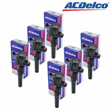 New Set of 6 AcDelco BS-2002 High Performance Ignition Coil