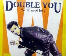 Double You We all need love (#zyx6798) [Maxi-CD]